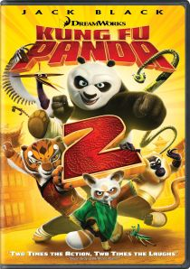 'Kung Fu Panda 2' DVD cover 48 Image source: Dreamworks