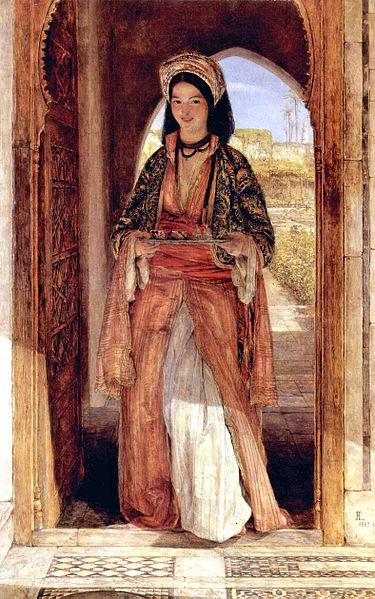 Princess Dunyazade