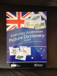 Everyday Australian Picture Dictionary (English) by TELLS, proofread and indexed by TJ Withers-Ryan