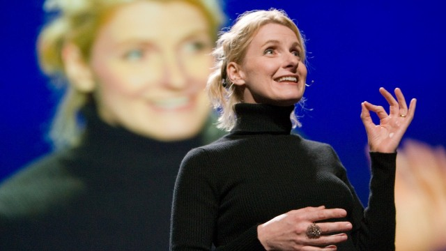 TED talk by Elizabeth Gilbert: 'Your elusive creative genius'