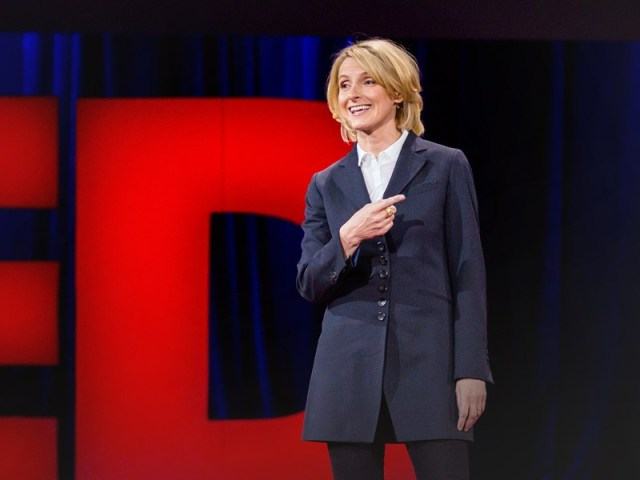 TED talk by Elizabeth Gilbert: 'Success, failure, and the drive to keep creating'