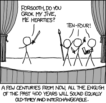 'Period Speech' by xkcd (Randall Munroe)