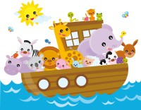 'Noah's Ark Dreamstime' Image source: Reflections in the Word