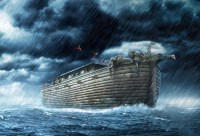 "'Noah's Ark' Image source: The Humble ""I"""