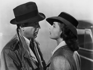 Rick and Ilsa in Casablanca Image source: Warner Bros