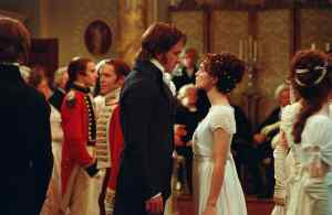 Elizabeth Bennett and Mr Darcy in Pride and Prejudice Image source: Focus Features, Universal Pictures, StudioCanal, Working Title Films and Scion Films