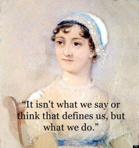 Jane Austen. Image source: PA via Huffington Post