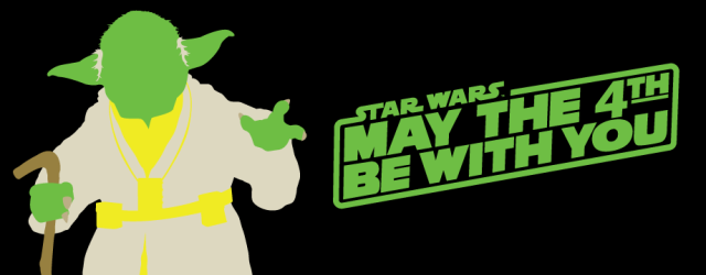 May the 4th be with you. Image source: Something from Chelsea, Michigan