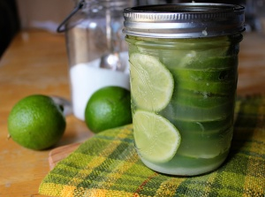 Little Women. Pickled Limes. Image source: My Recipe Magic