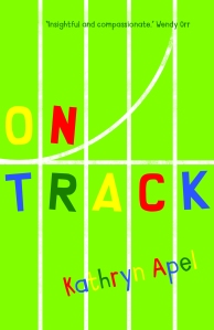 On Track book cover. Image source: University of Queensland Press