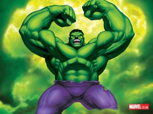 The Hulk. Image source: Comic Vine