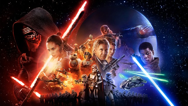 Star Wars Episode 7 poster. Image source: www.starwars.com